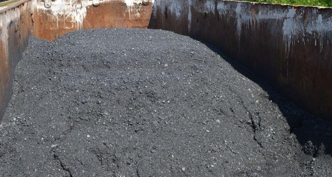 Деятельность роты «Торнадо» парализовала работу двух угольных предприятий Луганской области (фото)