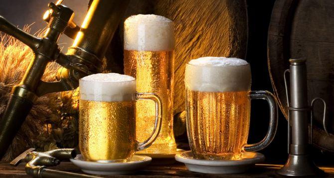 С 1июля пиво в Украине— алкогольный напиток