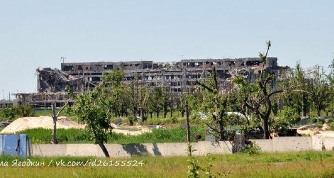 Вблизи Донецка 1июля наблюдатели ОБСЕ зафиксировали 306 взрывов