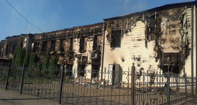 В Луганске заработал восстановленный после обстрелов литейно-механический завод