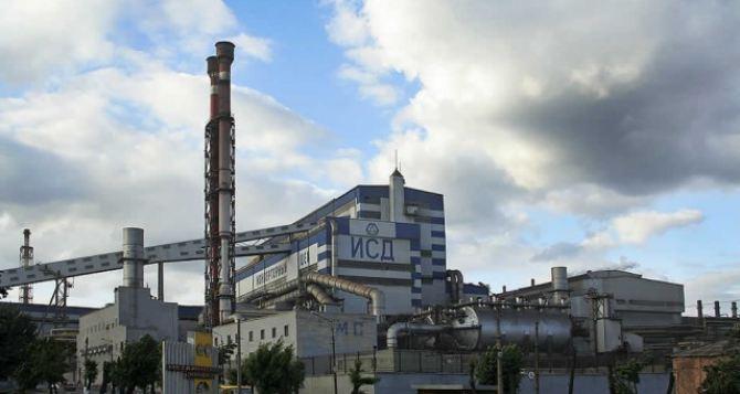Алчевский металлургический комбинат возобновил производство стали