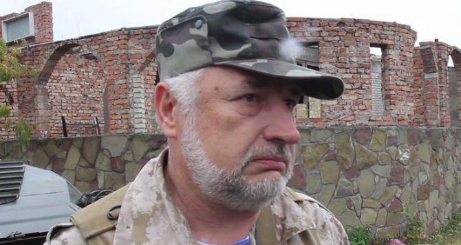 Донецкий губернатор готов лично стать на защиту Широкино