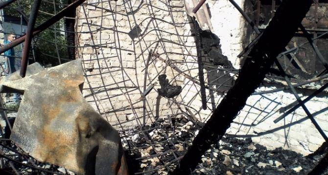 В Донецке за неделю из-за боевых действий переселили 15 человек