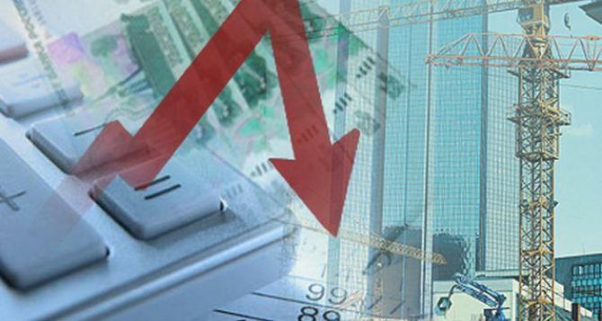 По итогам первого полугодия ВВП Украины упал на 16%