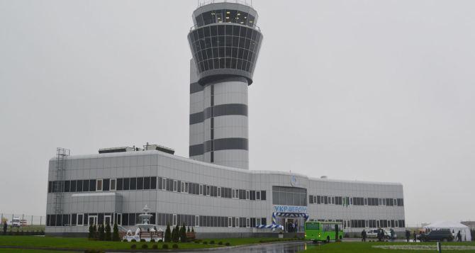Башня харьковского аэропорта стала второй на конкурсе лучших строений