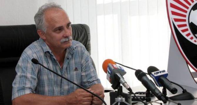 Руководство луганской «Зари» осталось крайне недовольно приемом команды в Одессе