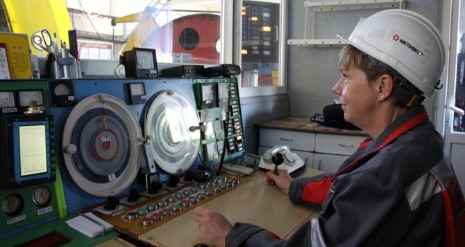 На шахте «Краснодонугля» обновили систему стволовой связи