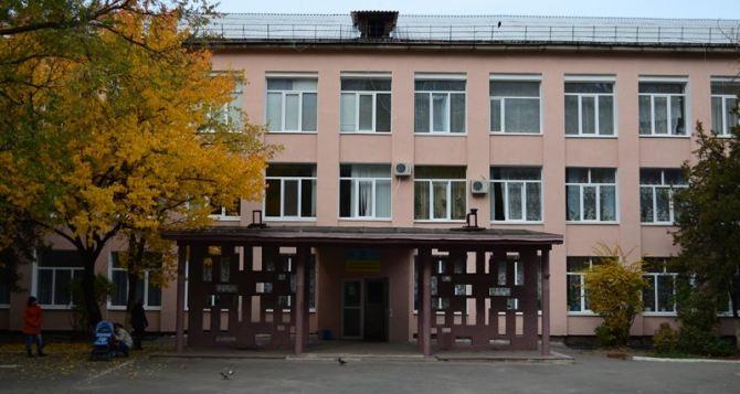 На подготовку школ Луганска к учебному году выделили около 1 млн грн.