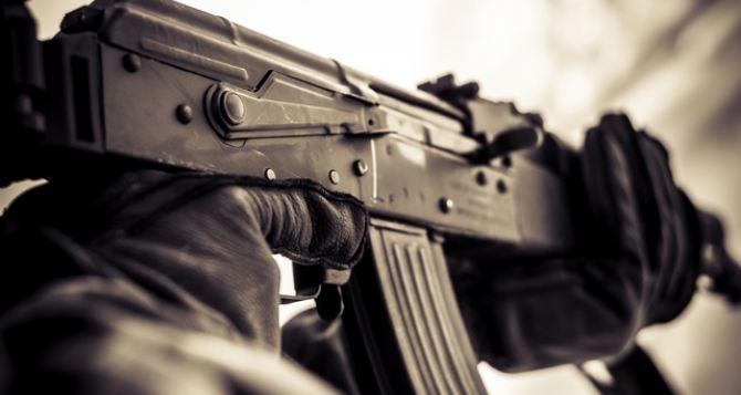 В Донецкой области украинский военный расстрелял из автомата сослуживца