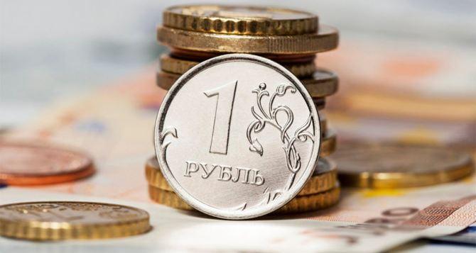 Пенсии, зарплаты и налоги в самопровозглашенной ЛНР формируют по курсу 2 к 1
