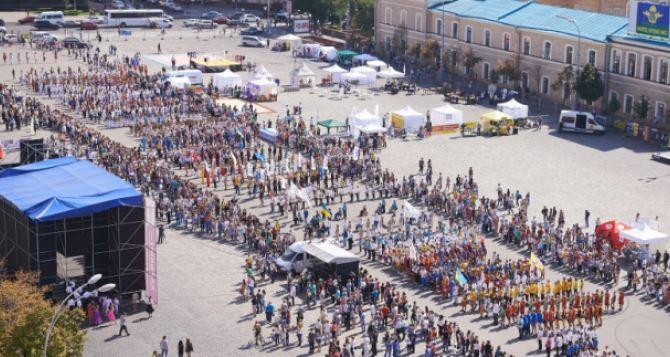 В Харькове на площади Свободы пройдет спортивная ярмарка