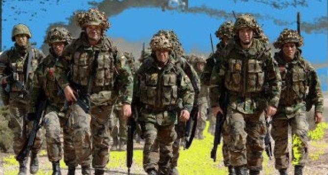 Украина опустилась в мировом военном рейтинге