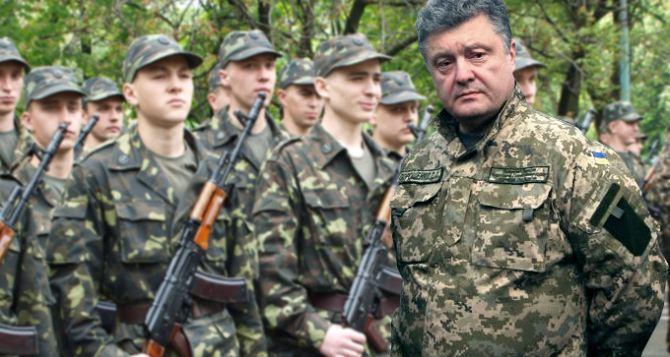 Украина из-за войны ежедневно теряет по $5 миллионов. —Порошенко