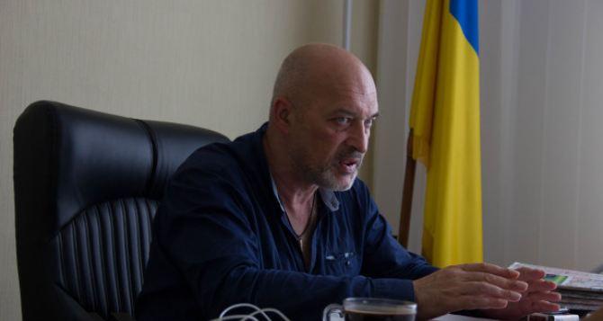 Луганского губернатора и начальника милиции проверят на полиграфе