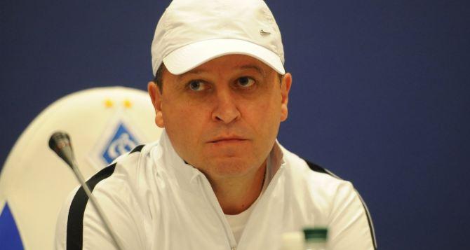Главный тренер луганской «Зари» остался недоволен вторым таймом матча с «Александрией»