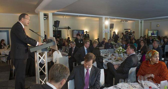 Чем кормят президентов во время ассамблеи ООН