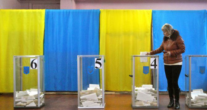 Около 13 млн украинцев не смогут проголосовать на местных выборах