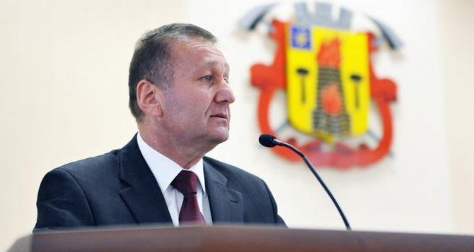 Манолис Пилавов подал документы для участия в выборах мэра Луганска (видео)