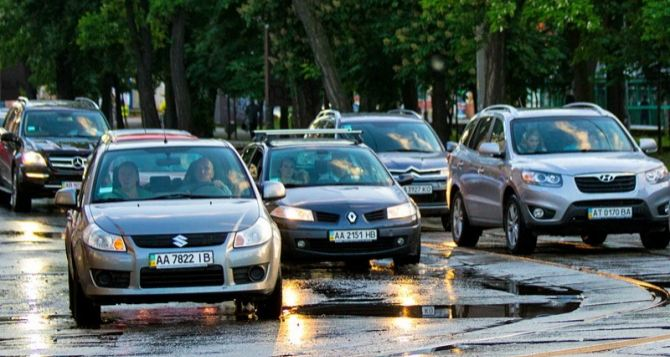 В Украине подготовили новый тест для водителей