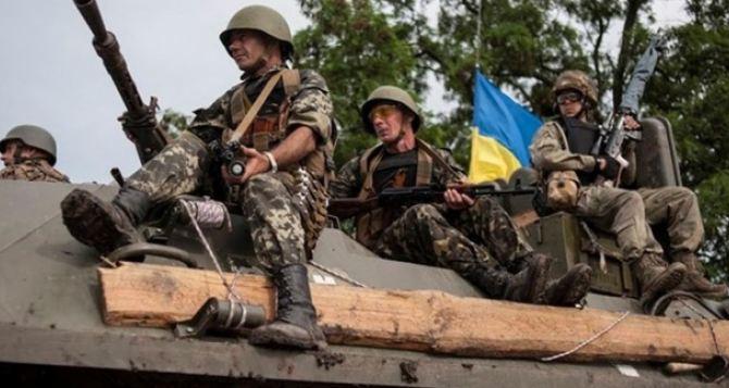 В Луганской области сохраняется перемирие