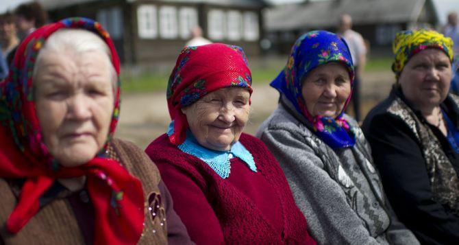 В ЛНР хотят установить пенсионный возраст по российским соцстандартам