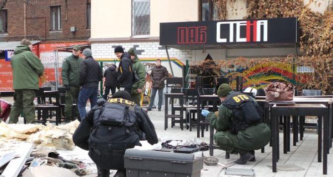Подозреваемую в организации теракта в Харькове оставили под арестом