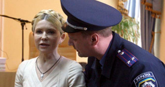 Вынесли приговор тюремщикам Качановской колонии, обвиненным в избиении Тимошенко