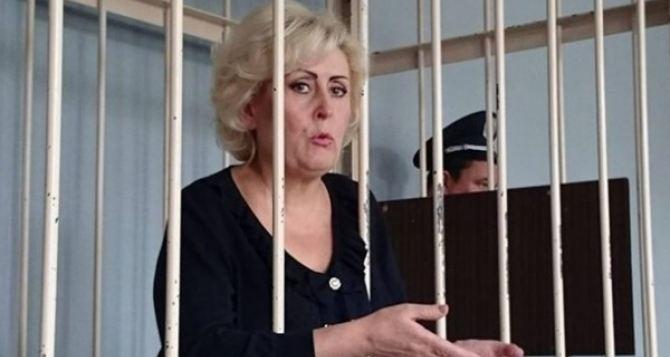 Экс-мэра  Славянска оставили под стражей до декабря