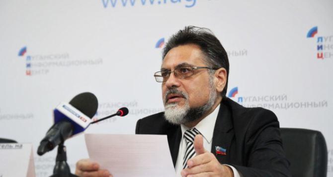 В самопровозглашенной ЛНР обещают придерживаться на выборах стандартов ОБСЕ