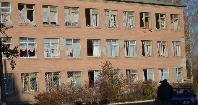 Последствия пожара на складе боеприпасов и их детонации в Сватово (фото)