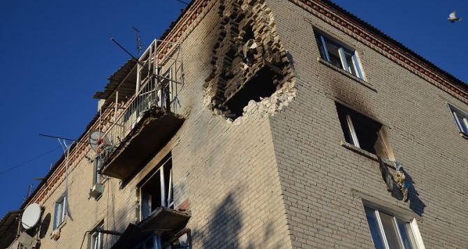 На ликвидацию последствий катастрофы в Сватово выделили 10 млн грн.