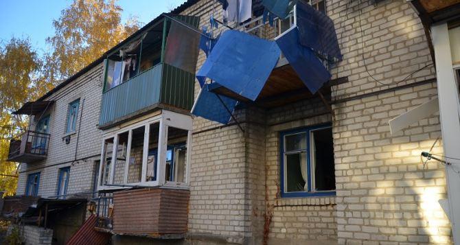 В Сватово осматривают дома и инфраструктуру для оценки нанесенного ущерба