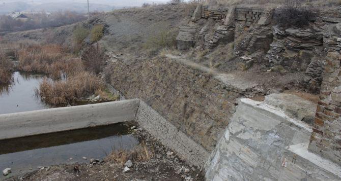 В ЛНР восстановили Елизаветинское водохранилище (фото)