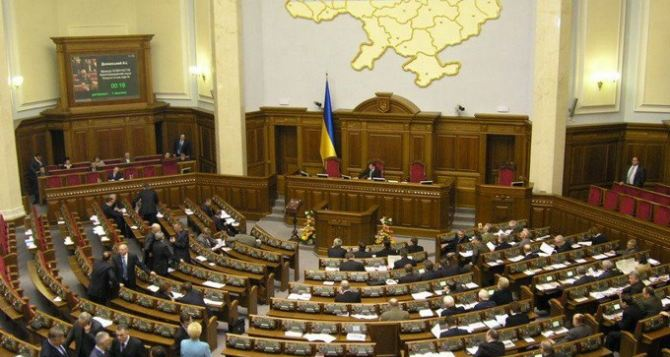 Правительство давит на Раду, требуя принятия законов в редакции Кабмина. —Нардеп