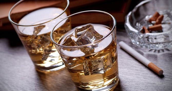 В ЛНР проводят рейды по выявлению алкоголя и табака без акцизных марок