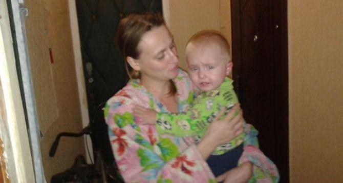 В Первомайске пожарные спасли ребенка (фото)