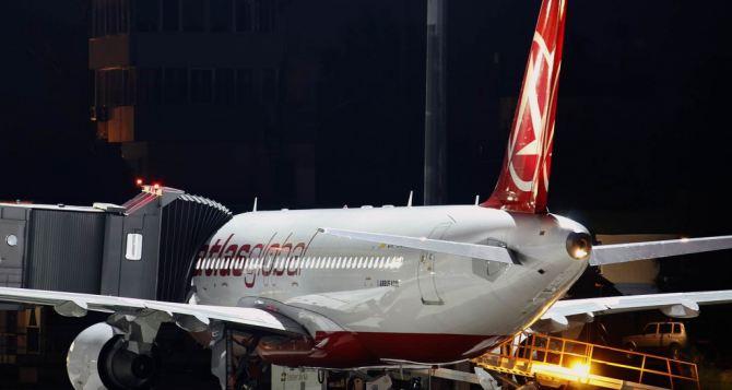 Авиарейсы Харьков— Стамбул изменили расписание