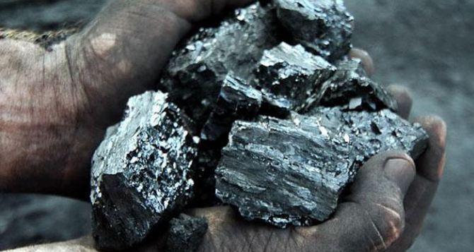 В Луганске завершается доставка социального угля