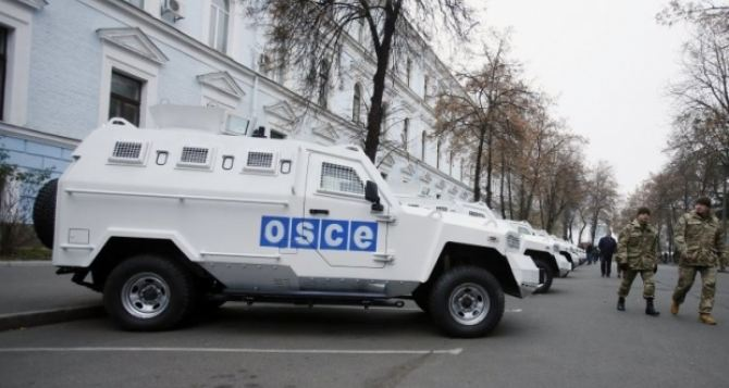 ОБСЕ улучшит мониторинг вдоль линии разграничения в зоне АТО