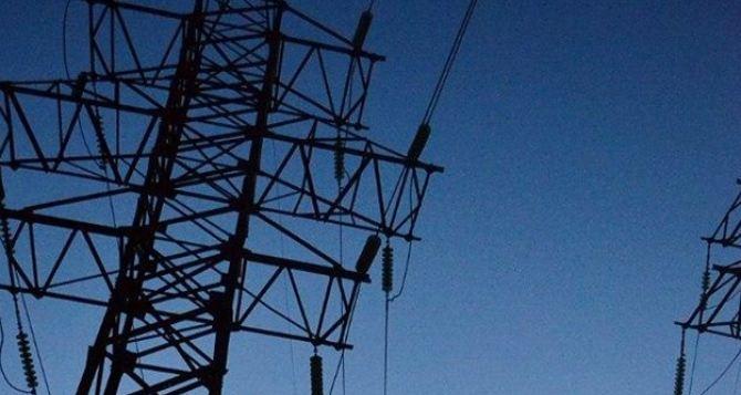 В Харьковской области 41 населенный пункт все еще остается без света