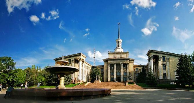 Луганск послевоенный: как планируют благоустраивать город? (фото)
