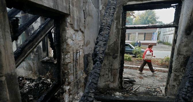 В бюджете 2016 не предусмотрено ни копейки на восстановление Донбасса. —Общественник