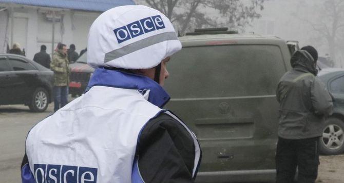 ОБСЕ не заметила нарушений в  Коминтерново
