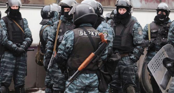 В  ЛНР объявили набор на службу в «Беркут»
