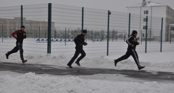 В Харькове набирают спецподразделение полиции
