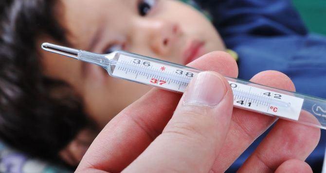 В Луганской области не превышен эпидпорог заболеваемости ОРВИ и гриппом