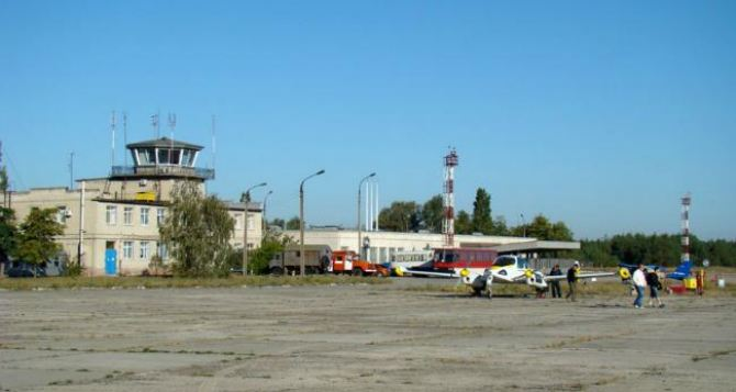Говорить о восстановлении аэропорта в Северодонецке поспешно. —Общественник