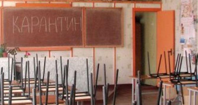 В школах Харьковской области занятий не будет до понедельника