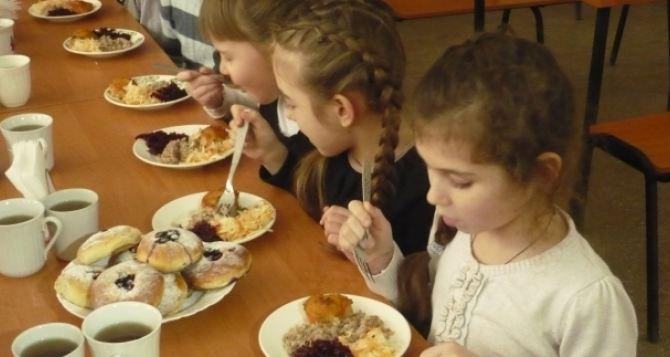 В Харькове утвердили стоимость питания для школьников