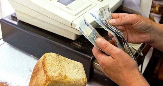 В Луганске 66% торговых точек завышают цены на продукты
